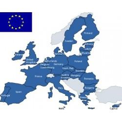Shipping from Belgium to EU countries