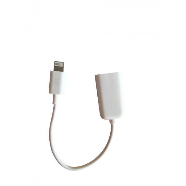 Lightning to USB adaptor (<10.3.1)