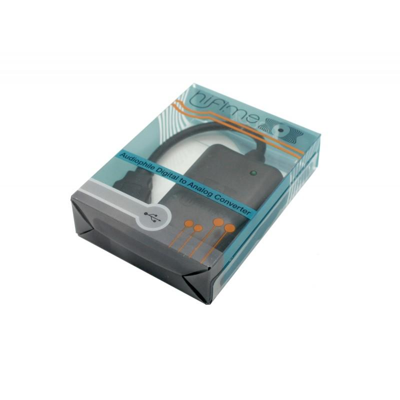 HiFime TYPE C USB DAC (ES9018K2M+SA9023)