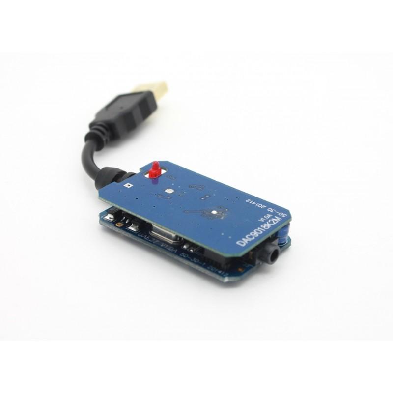 HiFime UAE27 Asynchronous High resolution USB DAC (ES9018K2M)