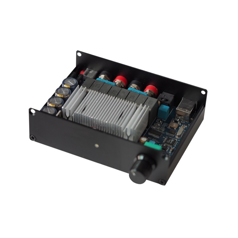Hifime UDP320 USB and SPDIF TRUE DIGITAL POWER AMPLIFIER 2X150W