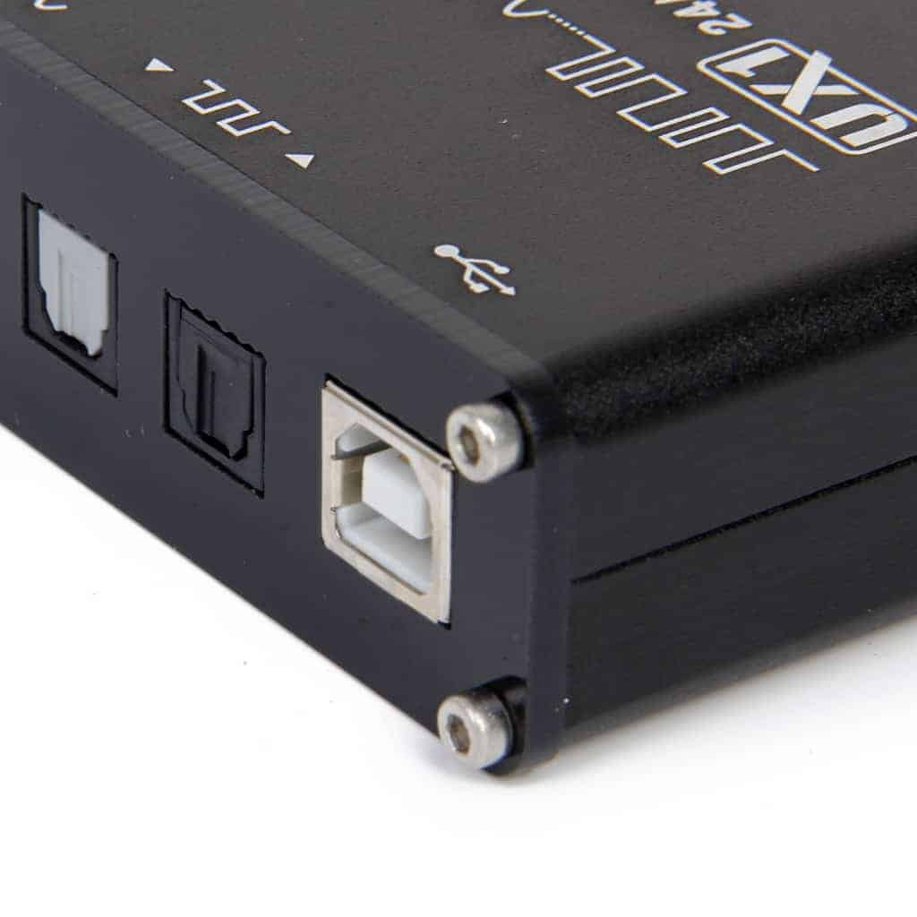 HiFime UX1 DAC with USB to SPDIF and SPDIF to USB function